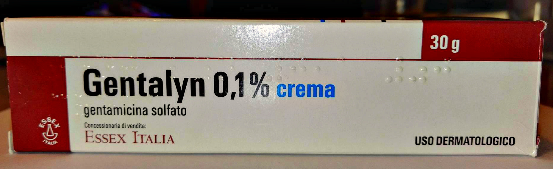gentalyn crema